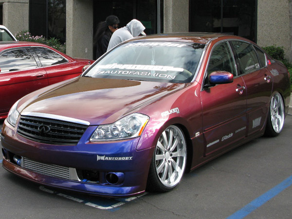 2003 Infiniti G35 Coupe >> Infiniti Air Suspension | Air Runner Systems