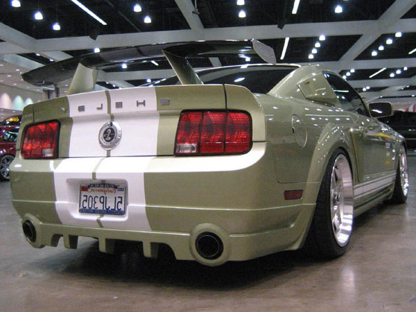Ford Mustang 2005+