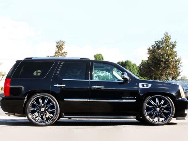 Cadillac Escalade 2007+