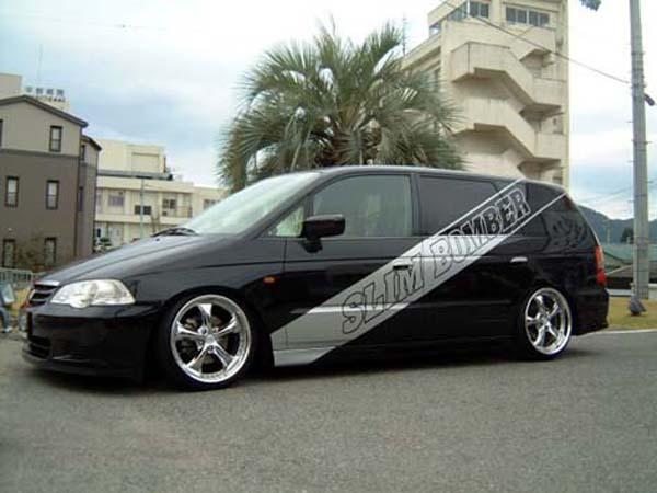 Honda Odyssey RA6-9