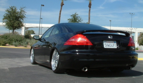 2008 Honda Accord Price >> Honda Air Suspension | Air Runner Systems