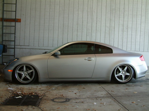 Infiniti G35 Coupe/Sedan 2003+ Down