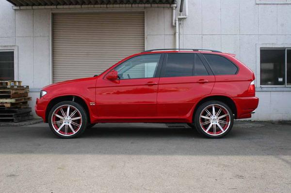 BMW X5 1999-2005 Up
