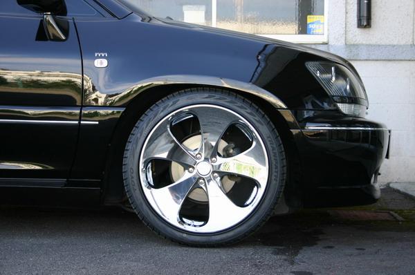 Lexus RX300 1999-2003 Down