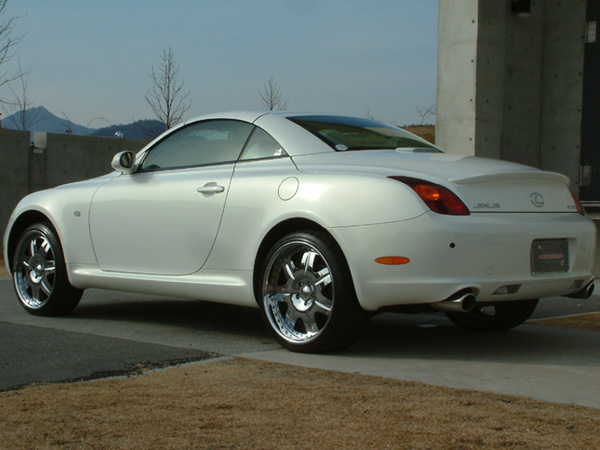 Lexus SC430 2002+ Up