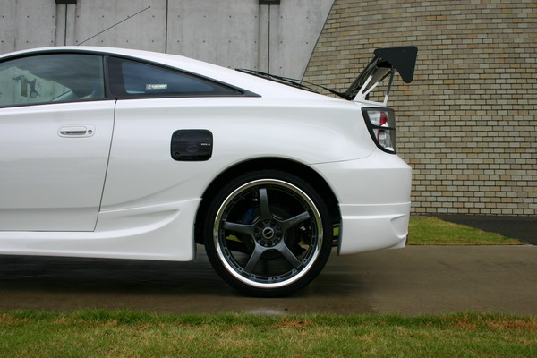 Toyota Celica 2000-2005 Up