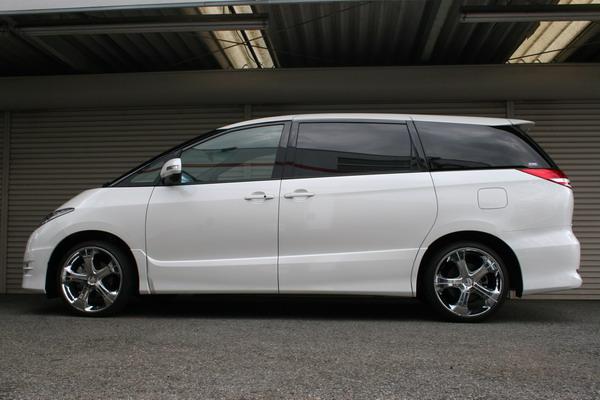Toyota Estima 2WD GSR/ACR50W Up