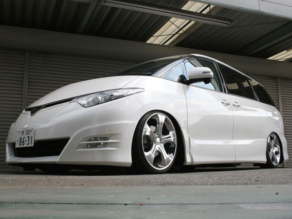 Toyota Estima 2WD GSR/ACR50W