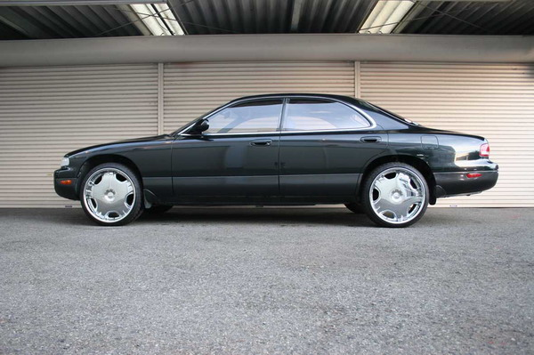 Mazda 929 1992-1995 Up