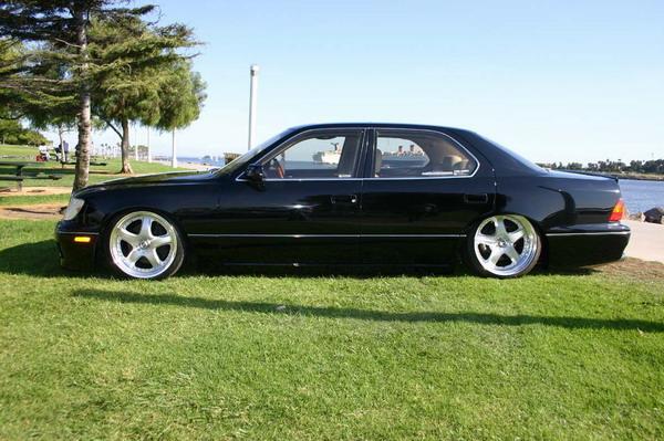 Lexus LS400 1995-2000 Down