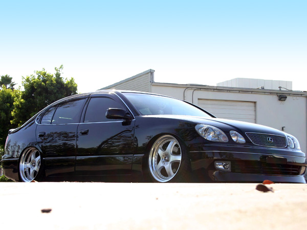 Lexus GS430/GS400/GS300 1998-2005