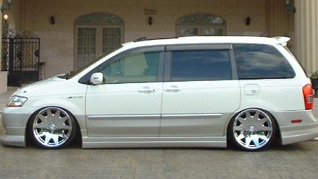 Mazda MPV 2000-2004