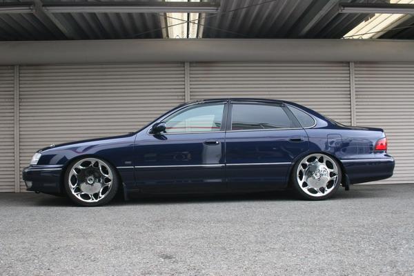 Toyota Avalon 1995-1999 Down