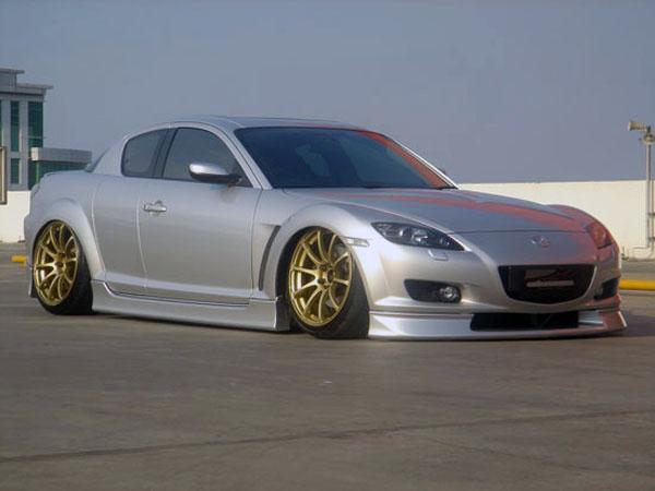 Mazda RX-8 2004+
