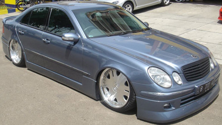 Mercedes-Benz E320/E350 (Except Sport Package & 4WD) 2003+