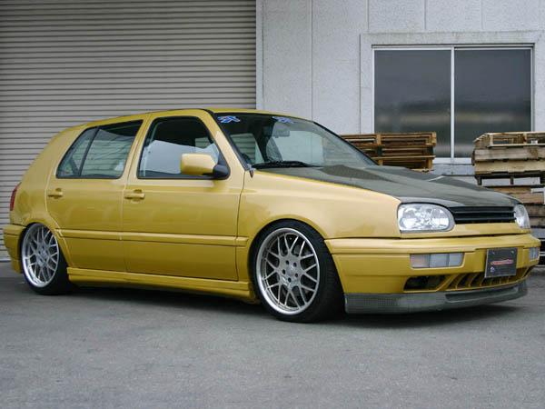 Volkswagen Golf III 1993-1998