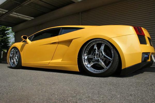 Lamborghini Air Suspension Air Runner Systems