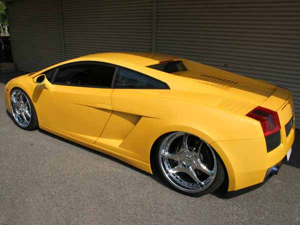 Lamborghini Air Suspension Air Runner Systems