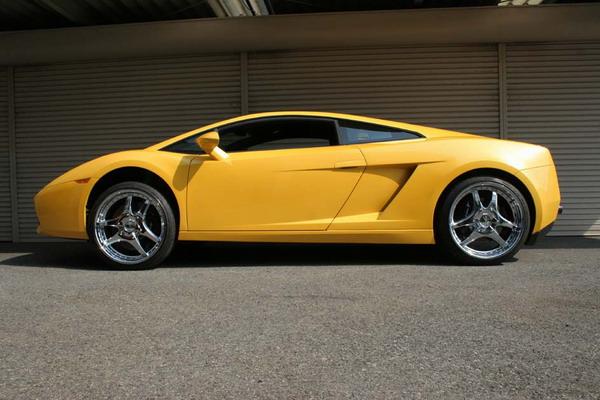 Lamborghini Gallardo 2003+ Up
