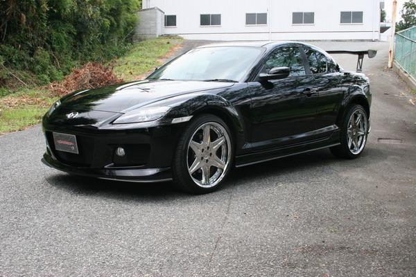 Mazda RX-8 2004+ Up