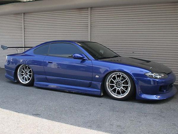 Nissan Silvia (S15) 1999-2002