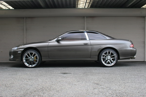 Lexus SC400/SC300 1992-2000 Up