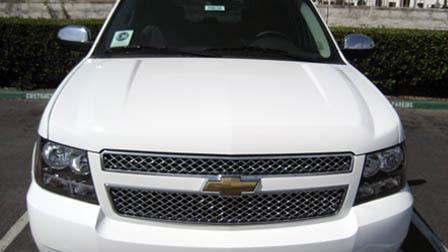 Chevrolet Tahoe 2007+
