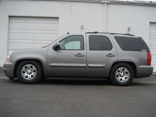 GMC Yukon 2007+ Down