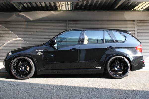BMW X5 2006+ Down