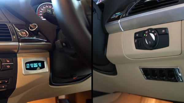 BMW X5 2006+ Electronics