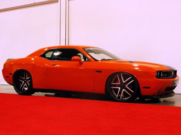 Dodge Challenger 2008+