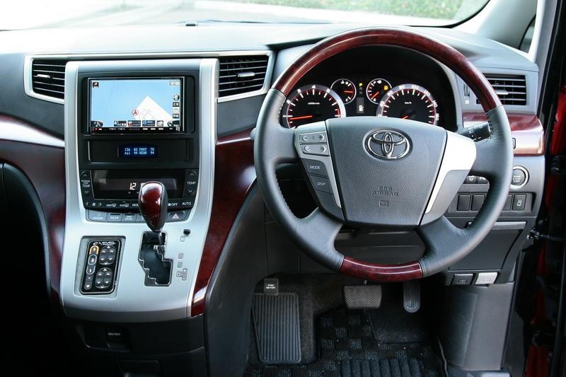Toyota Vellfire Wiring Diagram - Wiring Data