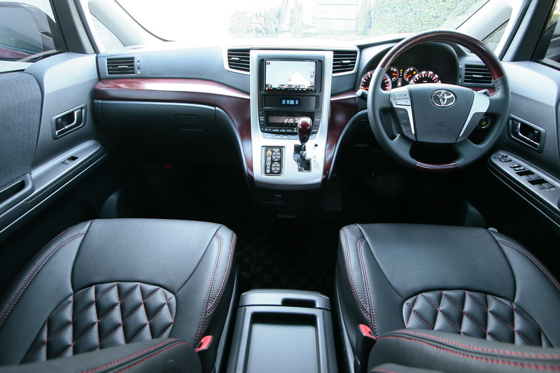 Toyota Vellfire Air Runner Systems
