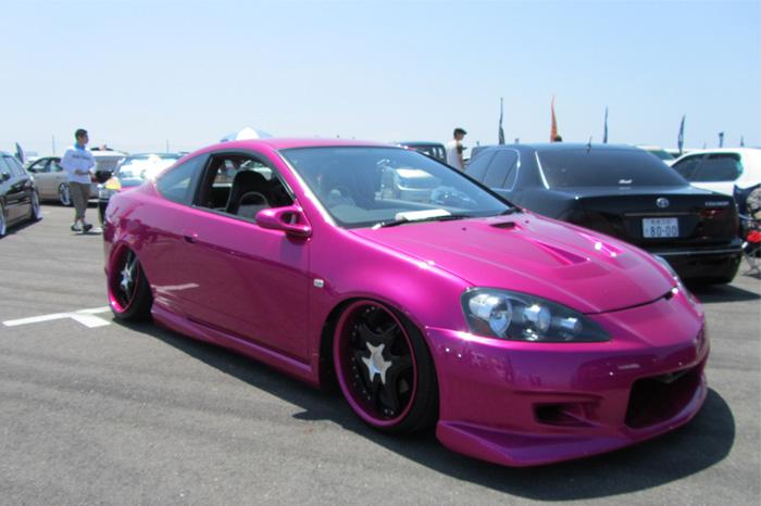 Pride Vip Car Show In Osaka Japan Air Runner Systems